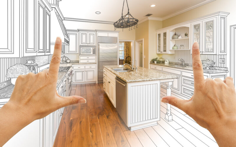 Looking to update your space in 2021? Check out these home renovation ideas to help get you inspired and ready to start your next home project.